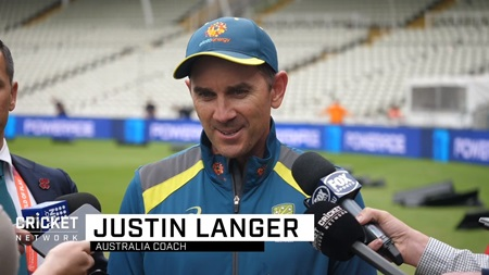 Langer reflects on disappointing end to WC campaign