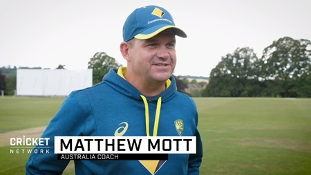 We couldn't ask for too much more: Mott