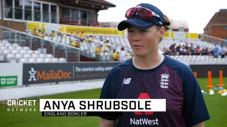 We've got a lot to put right: Shrubsole