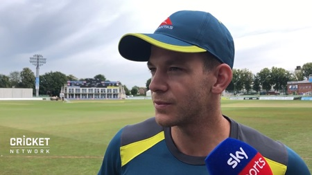 Paine takes positives from draw, previews Ashes squad
