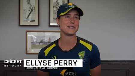 Aussies batted well in tough conditions: Perry