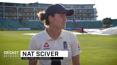 It's going to be a fight tomorrow: Sciver