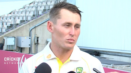 'A bowler's day': Labuschagne reflects on conditions