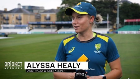 Down time has Healy primed for T20s