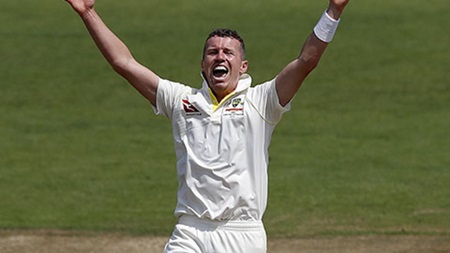 Siddle wanted 'one last crack at an Ashes series'