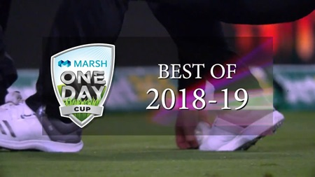 Best of the 2018-19 One-Day Cup competition