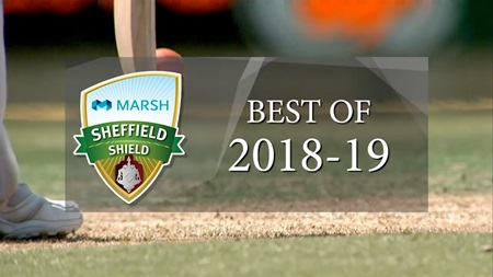 Best of the 2018-19 Sheffield Shield season