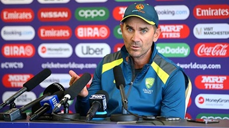 Langer backs Maxwell, previews Proteas clash