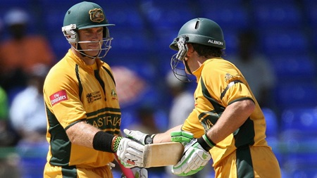 Ponting's World Cup Memories: The St Kitts blitz