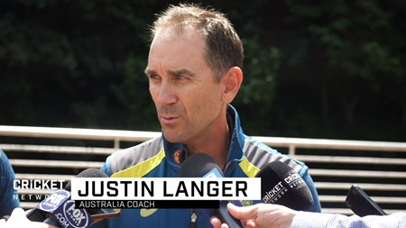 Langer provides update on World Cup squad