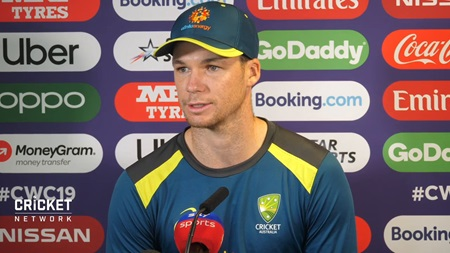 Handscomb excited for possible World Cup chance