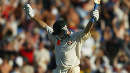 Iconic Test Moment: Waugh's magical Ashes ton