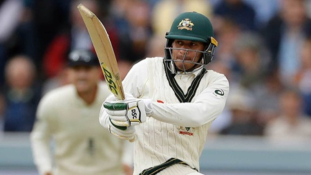 Khawaja confident Aussies can press for a positive result