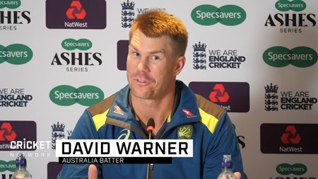 Warner opens up on technical and mental challenges