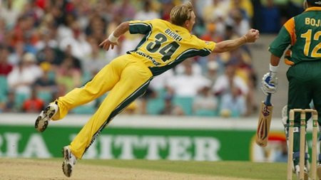 From the vault: Bichel's brilliance off his own bowling