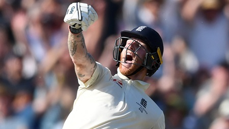 Stunning Stokes plays innings of his life … again