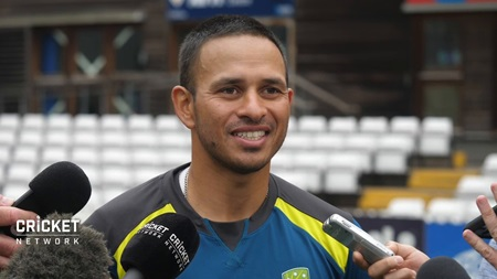 Captain Khawaja forecasts line-up for tour game