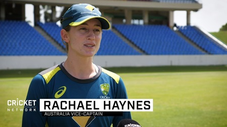 Haynes thrilled to be back in Caribbean