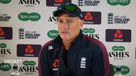 Confident we can play the day out: England coach