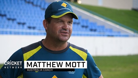 'It's exactly what we needed': Mott pleased with preparations
