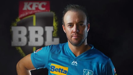 AB de Villiers looking to bring the Heat in BBL|09