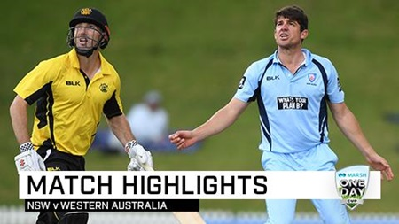 Match wrap: WA hold nerve in Marsh Cup thriller