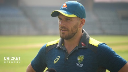 Both teams match up really well: Finch