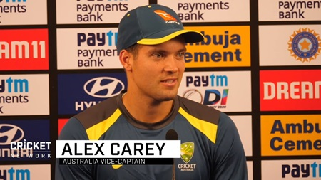 Carey reflects on 2019 tour of India, eyes finisher role