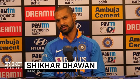 One bad day at the office but we'll bounce back: Dhawan