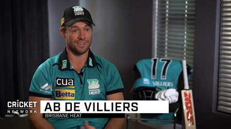 De Villiers picks his favourite Big Bash players