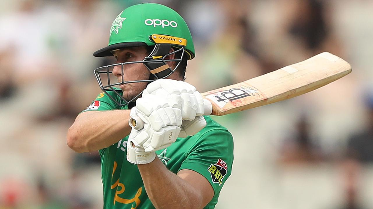 Cartwright carries bat for second fifty of BBL|09