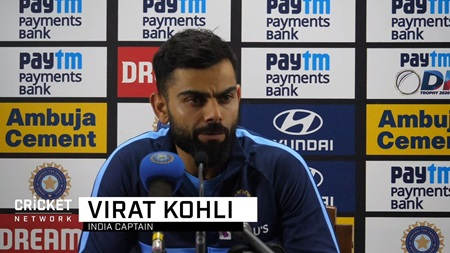 Marnus has potential to thrive in all formats: Kohli