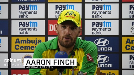 Our middle-order is still learning one-day cricket: Finch
