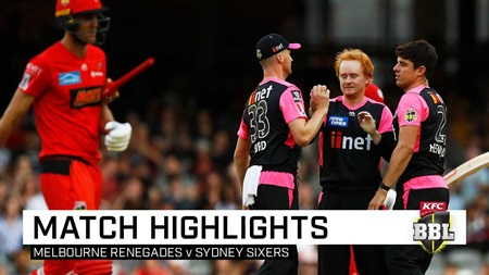 Sixers salute to keep Renegades winless