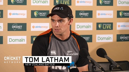 Williamson and co still under cloud: Latham