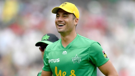 Marsh brothers chasing Stoinis for BKT Golden Bat