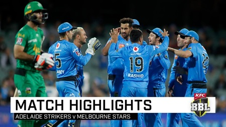 Strikers conquer ladder-leading Stars, rise to second