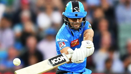 Wells punches out fourth half-century of BBL|09