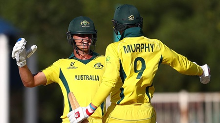 Australia stun England in U19 World Cup epic