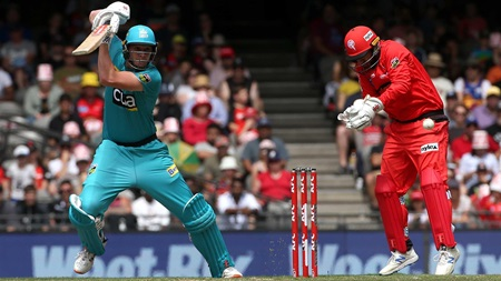 Renshaw rebuilds before ramping up to lift Heat
