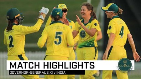 Rising Aussie talent on display in Governor-General's XI win