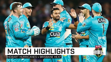 Lynn, Bryant light up Hobart as Heat reboot BBL season