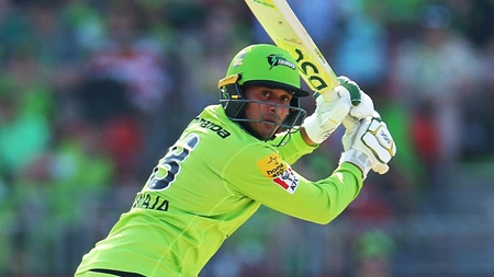 Khawaja finds form with blistering half-century