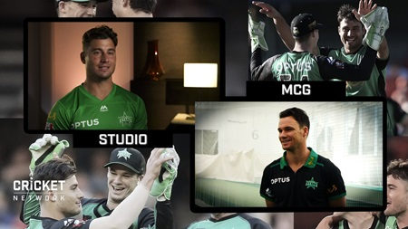 Stoinis and Handscomb: A special bond