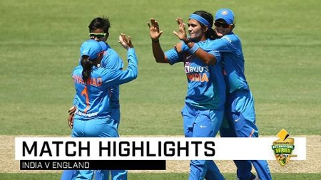 Kaur guides India to final over win