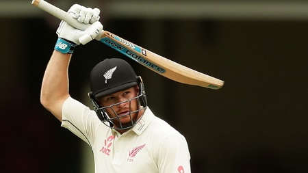 Debutant Phillips rides lucks on way to maiden Test fifty