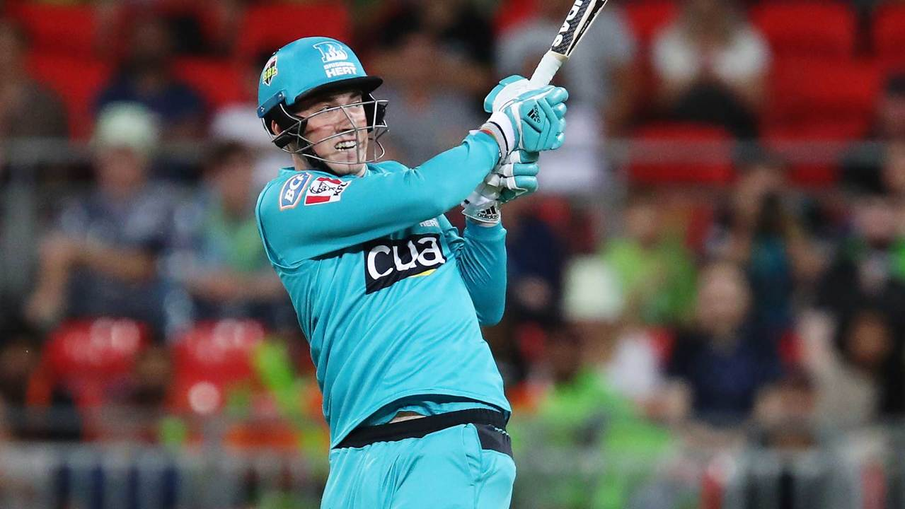 The Banton Menace: Tom tonks five sixes in an over