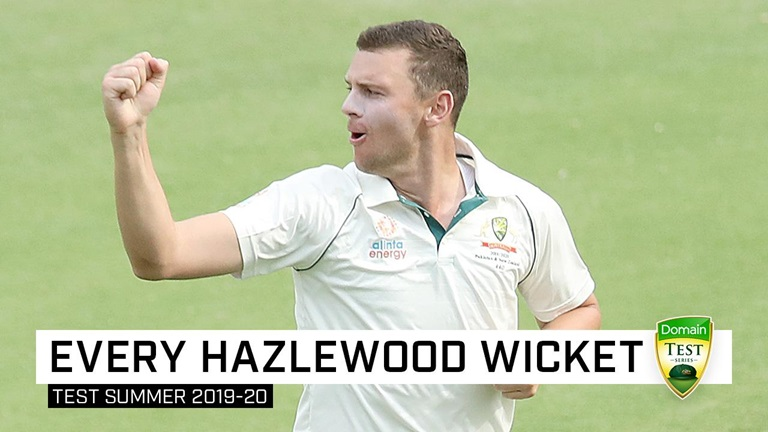 Every-wicket-Watch-all-11-of-Hazlewoods-wickets-for-the-summer-still