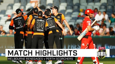 Scorchers sizzle as Renegades stay winless in BBL|09
