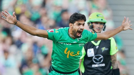 ANOTHER HAT-TRICK! Rauf lights up the MCG